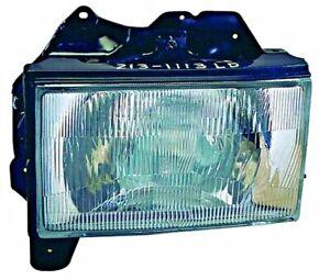 Isuzu Trooper 1992-1997 Manual Headlight Front Lamp LEFT LH