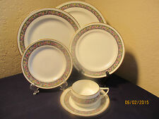 ROSENTHAL DONATELLO LINE - PATTERN 2100 - FOUR 6-PIECE PLACE SETTINGS  $280 VALU