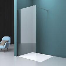 Walk in Dusche Duschwand Duschabtrennung ESG NANO Glas Duschkabine Höhe:200cm