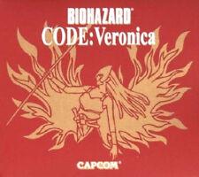 Sega Dreamcast juego-Biohazard: código Veronica (con embalaje original) (usk18) (NTSC-JP) 10723586