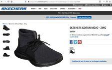 Skechers GOrun Mojo Zing, Womens 5, Trainer Shoe