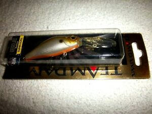 "Team Daiwa 1/2oz, 2 5/8"" TDCS1064FG Floating Lure/Tennessee Shad  Bass & More"