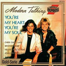 (CD) Modern Talking - You're My Heart, You're My Soul, You Can Win If You Want