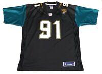 NFL Pro Line Jacksonville Jaguars Football Jersey #91 NGAKOUE Size XL