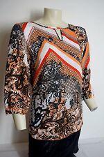 BiBA Bluse. Shirt, mehrfarbig, sehr schön für Sommer. Gr. M / 38 / 40