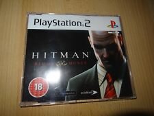 Hitman Blood Money PROMO - PS2 (Full Promotional Game) PlayStation 2 NEW