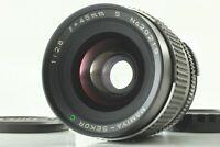 【EXC+5】 Mamiya Sekor C 45mm f/2.8 S Lens For M645 1000S 645 Pro TL from JAPAN