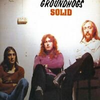 GROUNDHOGS Solid (2001) Reissue 9-track CD album NEW/SEALED
