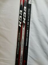 (3) Ccm Lh Sr. Hockey Sticks. Rbz 80 / Rbz 110 / Rbz Superfast
