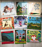 Toddler Tales Kids Books Bundle Julia Donaldson Charlie Cook, Christmas Stories