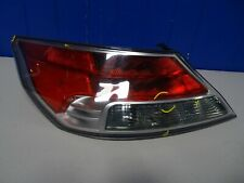 2009-2010-2011 ACURA TL LEFT SIDE TAIL LIGHT HOUSING LED