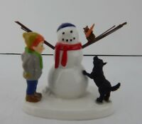 Dept 56 Snow Village Return The Nose & No One Gets Hurt #4044864 New Retired