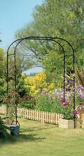 Gardman Extra Wide Garden Arch - Metal Garden Archway - Arbour