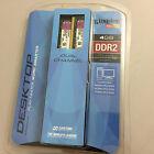 Kingston 4GB (2x2GB) 240-Pin DDR2 SDRAM 800Mhz PC2 6400 Desktop Memory