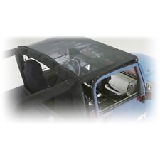 Mesh Brief Top Jeep Wrangler JK 2007-2009 2 Door 13579.02 Rugged Ridge