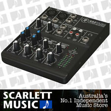 Mackie 402 VLZ4 4 Channel Mixer 402VLZ4 w/3 Yrs Warranty **BRAND NEW** -26% off.