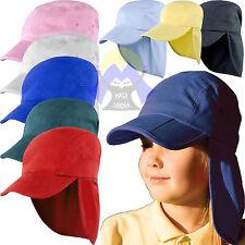 Cappellino RESULT per BAMBINI da LEGIONARIO Pieghevole RC076J Lungo HAT Bimba/o