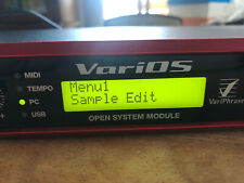 ROLAND VariOS Rackmount Red VariPhrase Open System Module Synthesiser