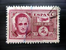 Spagna 1945 - 10pts Airmail sg1064 Belle / usati, vedi appresso fp9803