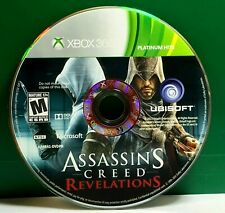 Assassin's Creed: Revelations (Microsoft Xbox 360)(DISC ONLY) #10482
