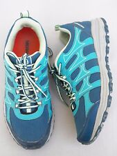 Merrell Women's Blue /Paradise Green Trail Shoes-Size 10