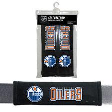 Edmonton Oilers Seatbelt Shoulder Protector Pads