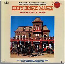 Dirty Dingus Magee - Original Jeff Alexander Soundtrack - New 1980s LP Record!