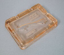 Atos Auslese Orient Rosalin Glas Tisch Aschenbecher Werbeaschenbecher 50er Jahre