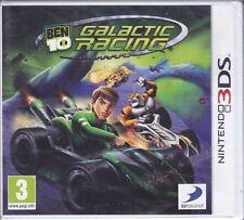 Nintendo 2DS~3DS **BEN 10 GALACTIC RACING** italiano nuovo sigillato