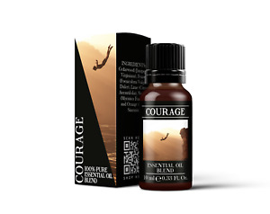 Mystix London Courage Aceites Esenciales - 100% Puro - 10ml (EOB10COUR)