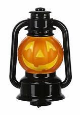 Jack O Lantern Pumpkin Lantern Night Light Swivel Plug New in Box Halloween