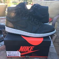 80210a0ed06 Style  Basketball Shoes. Nike Air Jordan Retro 1 NYC23 Size 12 Black Grey  Red