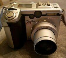 Canon PowerShot G6 PC1089 Camera