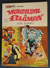 Mortadel et Filemon 3 EO Quel safari !!! Ibanez Mon Journal
