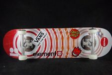 Almost Skateboard Complete Impact Titanium Trucks Element Vans Santa Cruz Plan B