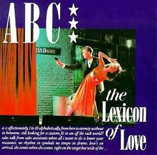 ABC, The Lexicon Of Love, Excellent Original recording remastered