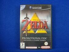 *gamecube ZELDA Collectors Edition inc Majoras mask ocarina of time (NI)  PAL
