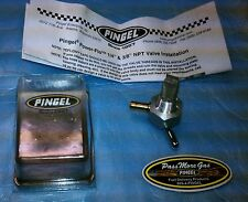 PINGEL 6210-AH DRAGBIKE FUEL VALVE PETCOCK TAP SINGLE ONE OUTLET KZ1000