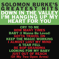 Solomon Burke - Solomon Burke's Greatest Hits CD