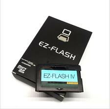 New EZ-FLASH IV EZ4 Supercard Game Save Device For GBA/ GBASP/ GBM / NDS/ NDSL@