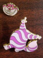 Disney Auctions (P.I.N.S.) - Cheshire Cat (2 Pin Set) LE 500