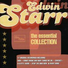 Edwin Starr - Essential Collection [New CD]