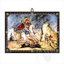 60148 icono hl. Georg Icon procedentes de Grecia икона Георгий Победоносец