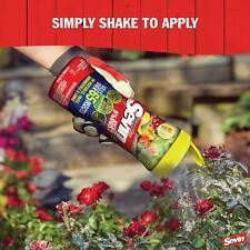 2 pack Garden Tech Sevin Ready-to-Use 5% Dust Shaker Bottle Insect Beetle Killer