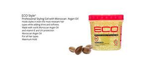 ECO Styler Gel - Argan Oil