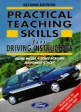Practical Teaching Skills for Driving Instructors,John Miller, Tony Scriven, Ma