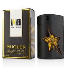 New Thierry MUGLER A MEN PURE MALT EDT eau de toilette 100ml 3.4 oz NIB sealed