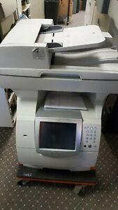 Lexmark X646E All-In-One Laser Printer (22G0325) Refurb Low Meter