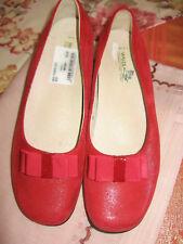 Waldläufer Schuhe Gr.7,rot Weite H