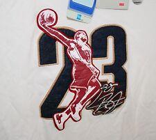UNK NBA Cleveland Cavaliers Lebron James # 23 Basketball Shirt New 3XL 2000s tag